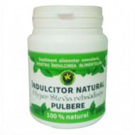 Indulcitor Natural Hyper Stevia rebaudiana pulbere 200 g