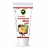 Unguent cu untul pamantului, tataneasa si arnica, 70 ml, Hypericum Plant