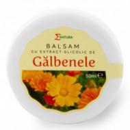 Balsam cu extract glicolic de gălbenele 50 ml