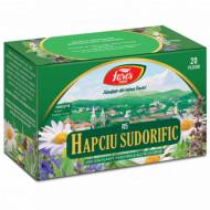 Hapciu Sudorific, ceai la plic fares
