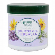 Herbasan - Crema din plante 250 ml
