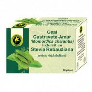 Ceai Castravete-Amar cu Stevia Rebaudiana 20 dz