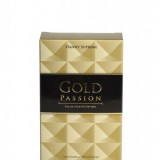 Apa de toaleta pentru barbati Gold Passion 100 ml