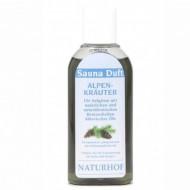 Parfum concentrat pentru sauna 100 ml - Ierburi Alpine