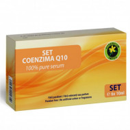 Ser Coenzima Q10 - 6 fiole