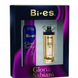SET GLORIA SABIANI (EDP 50ML + DEO 150ML)