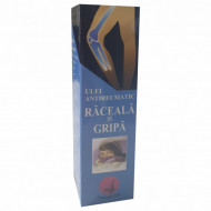 Ulei antireumatic raceala si gripa 50ml