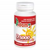 Vitamina D-5000 30 tablete Adams