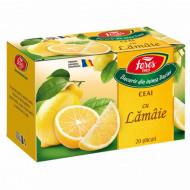 Ceai cu lămâie, 20 doze Fares
