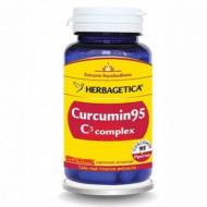 Curcumin95 C3 Complex 60 cps Herbagetica