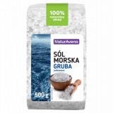 Sare de mare grunjoasa 500g 100 % natural