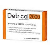 Detrical D3 2000 UI 60 cpr + 30 cpr CADOU