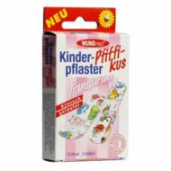 Plasturi pentru copii transparenti 10 buc