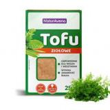 Tofu cu ierburi aromate - cub 250g 100 % natural