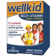 Wellkid Smart 30 tablete masticabile