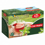 Ceai negru, 20 doze Fares