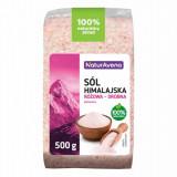 Sare roz de Himalaya fina 500g 100 % natural