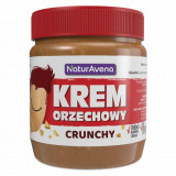 Unt de arahide prajite Crunchy 100% natural 340 g