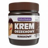 Unt de arahide prajite cu cacao NaturAvena - 100% natural 340 g