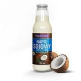Bautura pe baza de soia cu aroma de cocos 750ml 100 % natural