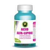 Capsule Acid Alfa-Lipoic 60 cps