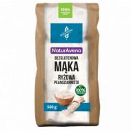 Faina din orez integral 500 g – 100% natural