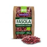 Fasole cu boabe rosii ECO 400gr