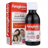 Feroglobin B12 sirop, 200 ml, Vitabiotics