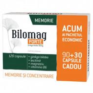 Bilomag FORTE Memorie 90 cps +30 cps CADOU