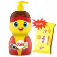 Dalin Sampon pentru copii 650 ml + Servetele CADOU