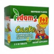 CalciKid Adams Vision 30+30cps Cadou