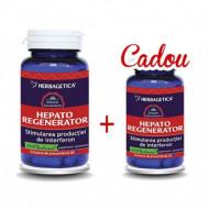 Hepatoregenerator 60cps +10 cps Cadou