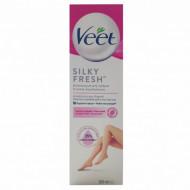 Crema depilatoare pentru pielea normala VEET Silk & Fresh 100ML