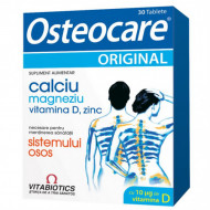 Osteocare Ca Mg Vitamina D Zn 30 cpr