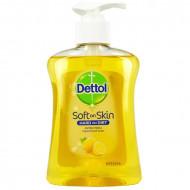 Sapun lichid antibacterian Dettol Citrus, 250ml