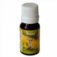 Vitamina A 10 ml - Ulei Cosmetic ADAMS VISION