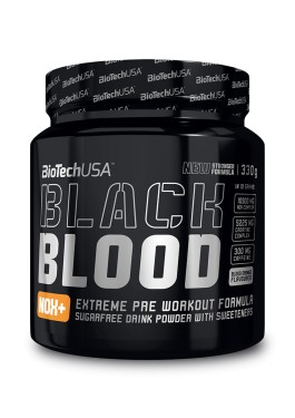 Biotech Black Blood Nox+ 330g