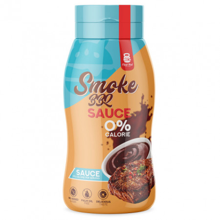 Cheat Meal - Sauce 0% - 250ml - Smoke BBQ