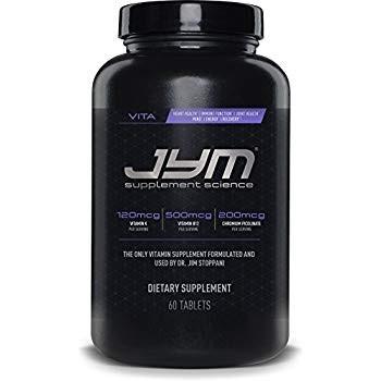 JYM Supplement Science Vita 60tabs