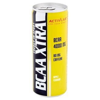 ActivLab BCAA Xtra + caffeine 250ml