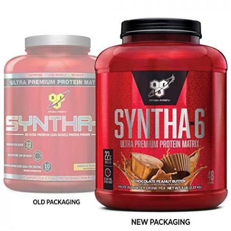 BSN-Syntha 6 -2.27kg