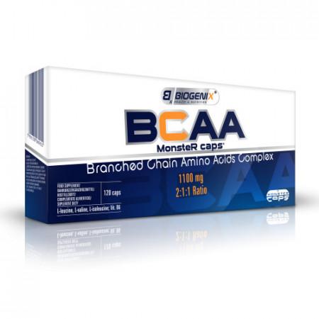 BIOGENIX - BCAA Monster Caps