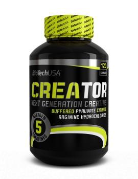 Biotech CreaTOR 120 capsule