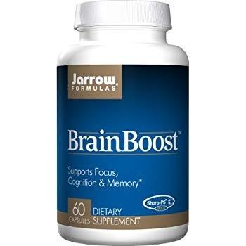 Jarrow Formulas BrainBoost 60caps