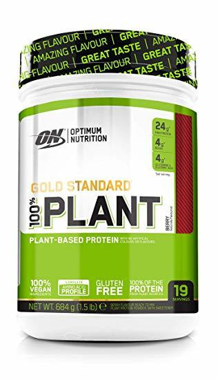 Optimum Nutrition - Gold Standard 100% Plant 684g
