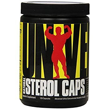 Universal-Natural Sterol Caps-120cps