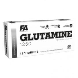 FA Glutamine 1250 120caps