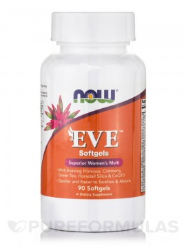 Now Foods - Eve- 90 Softgels