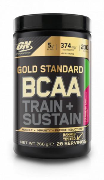 ON Gold Standard BCAA 266g