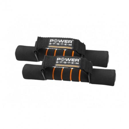 Power System - Gantere Fitness 2 * 0,5kg PS-4009